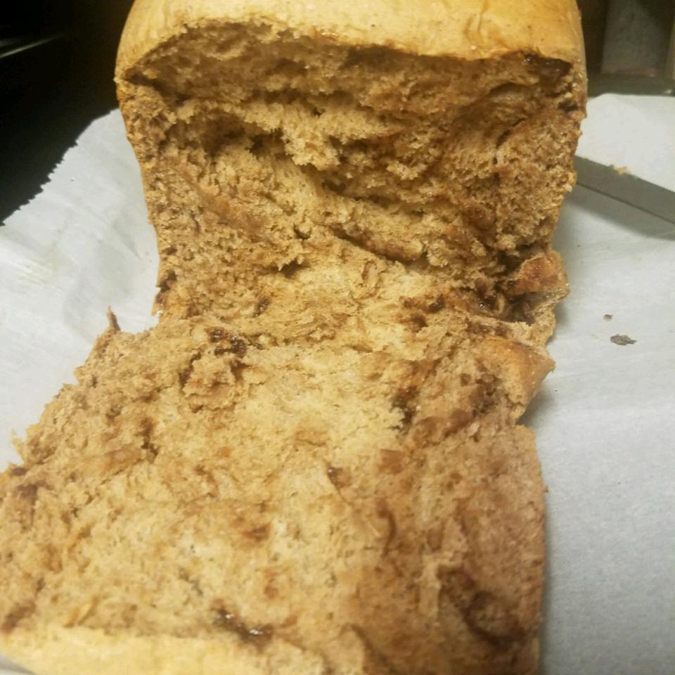Chocolate Chip Bread I Mom3Boys