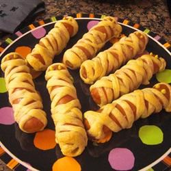Lit'l Smokies® Mummy Dogs