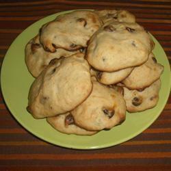 Banana Chocolate Chip Cookies ebrushka