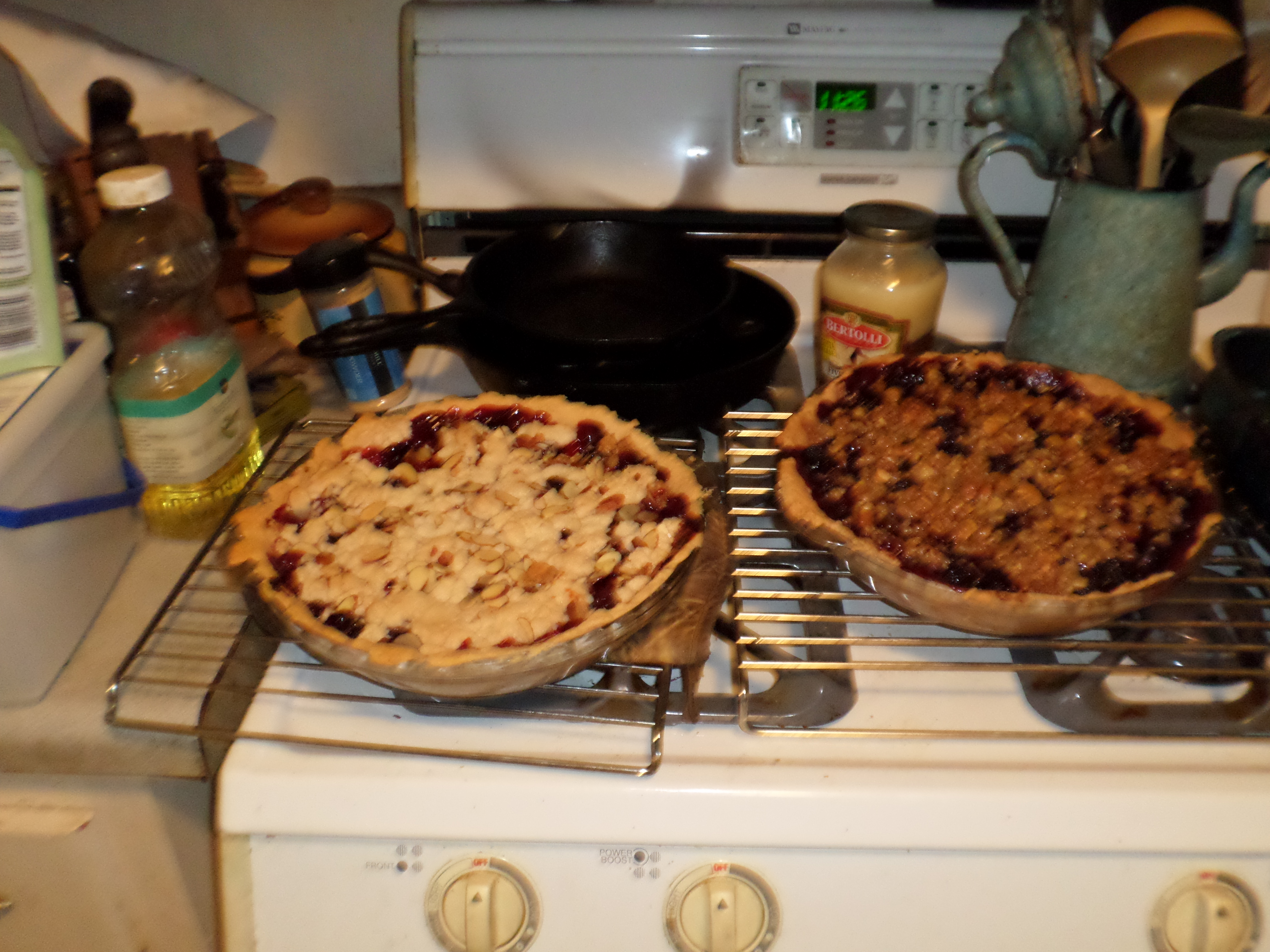 Holiday Cherry Pie Daniel J Felder