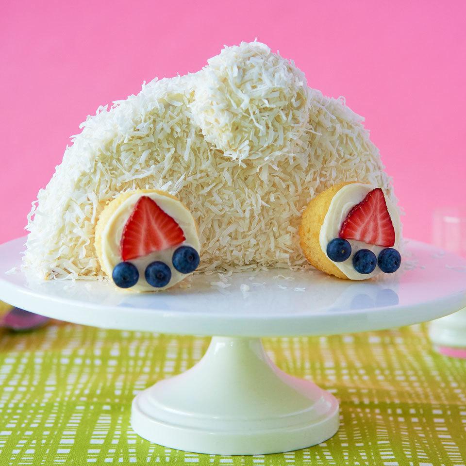 Bunny Butt Cake Joy Howard