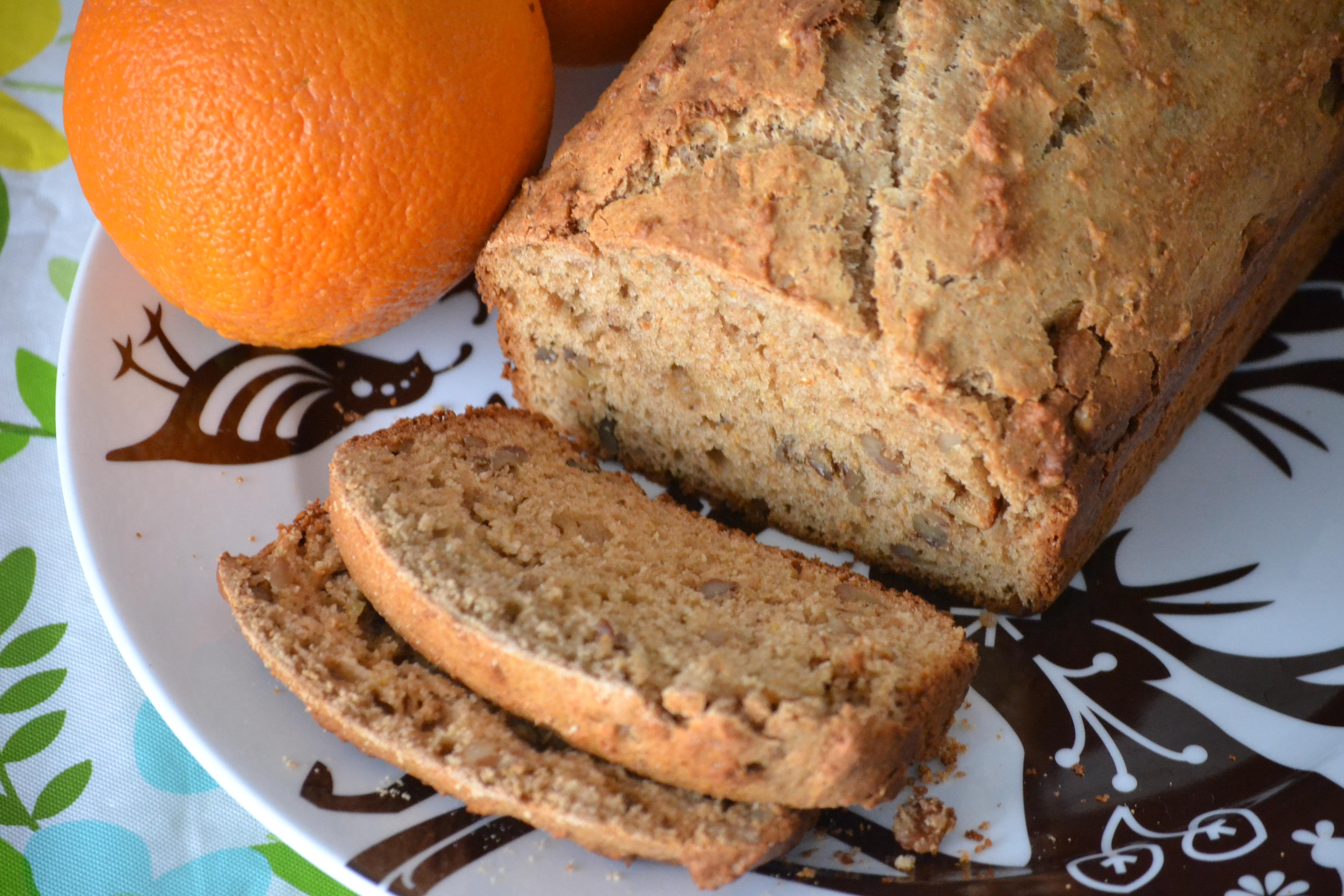 Orange Bread II