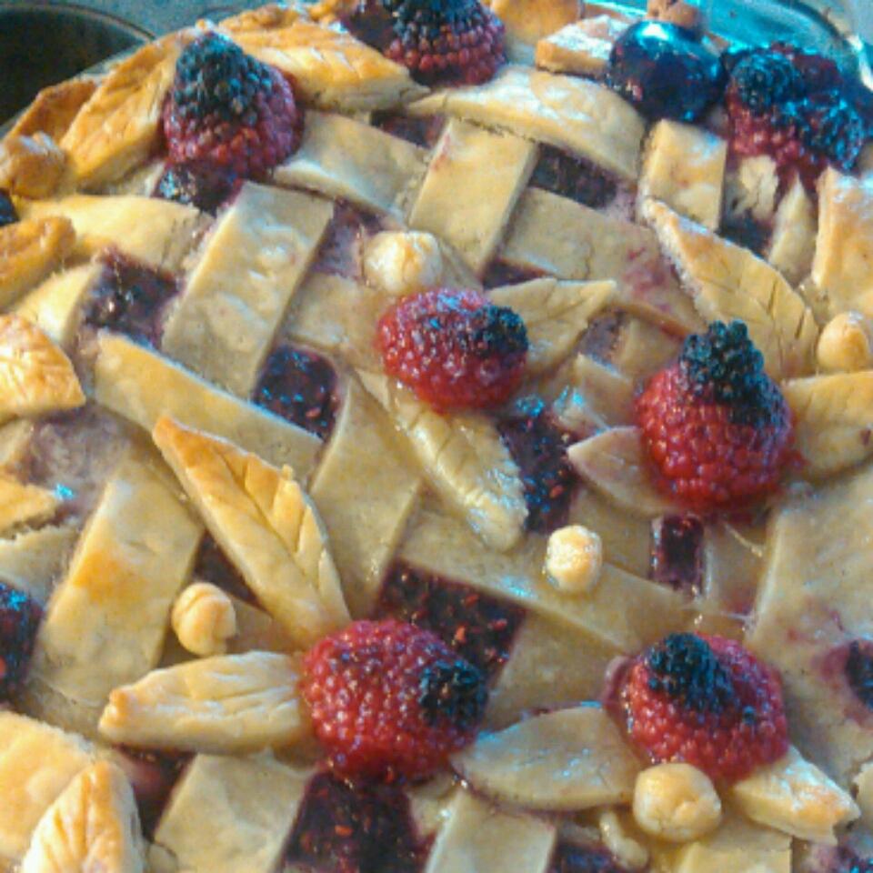 Raspberry Pie III Rachel Gallus
