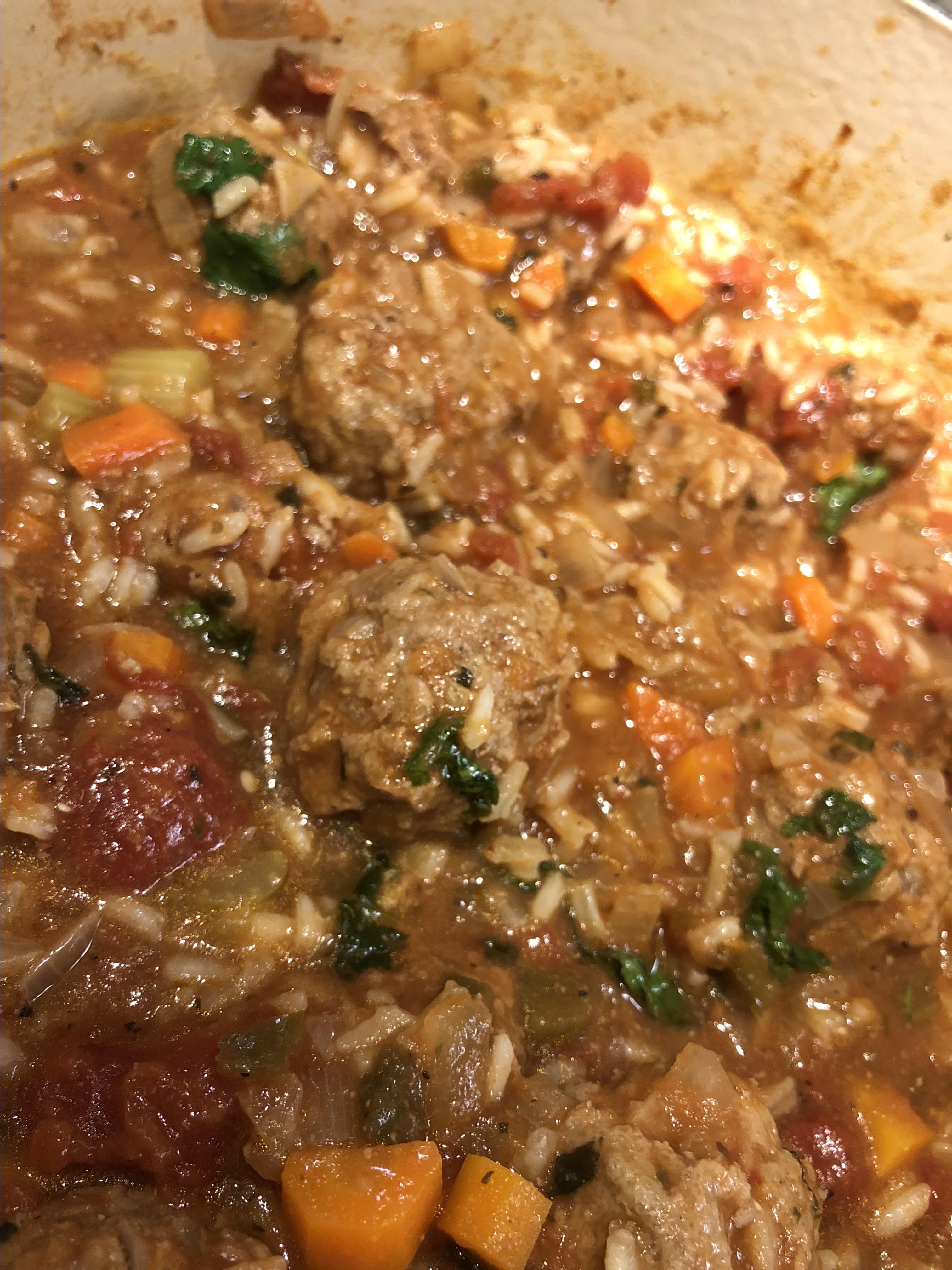 Albondigas Soup I Anastasia Naidoo