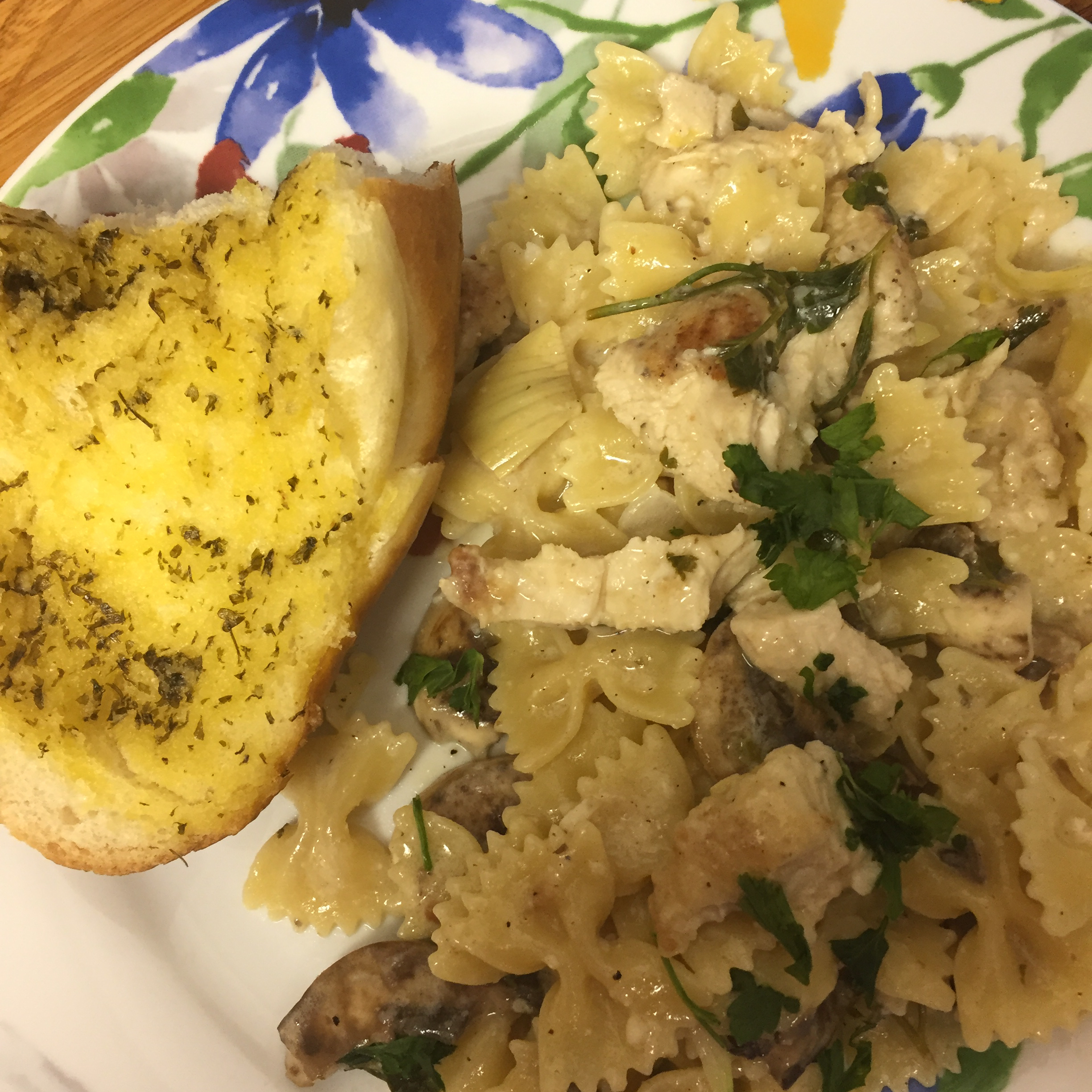 Amazing Italian Lemon Butter Chicken