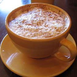 Abbey's White Chocolate Latte Hugatunity