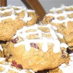 Persimmon Cookies squishy