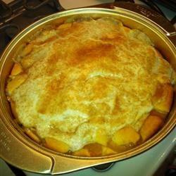 Peaches 'n Cream Pie Amber Pulford