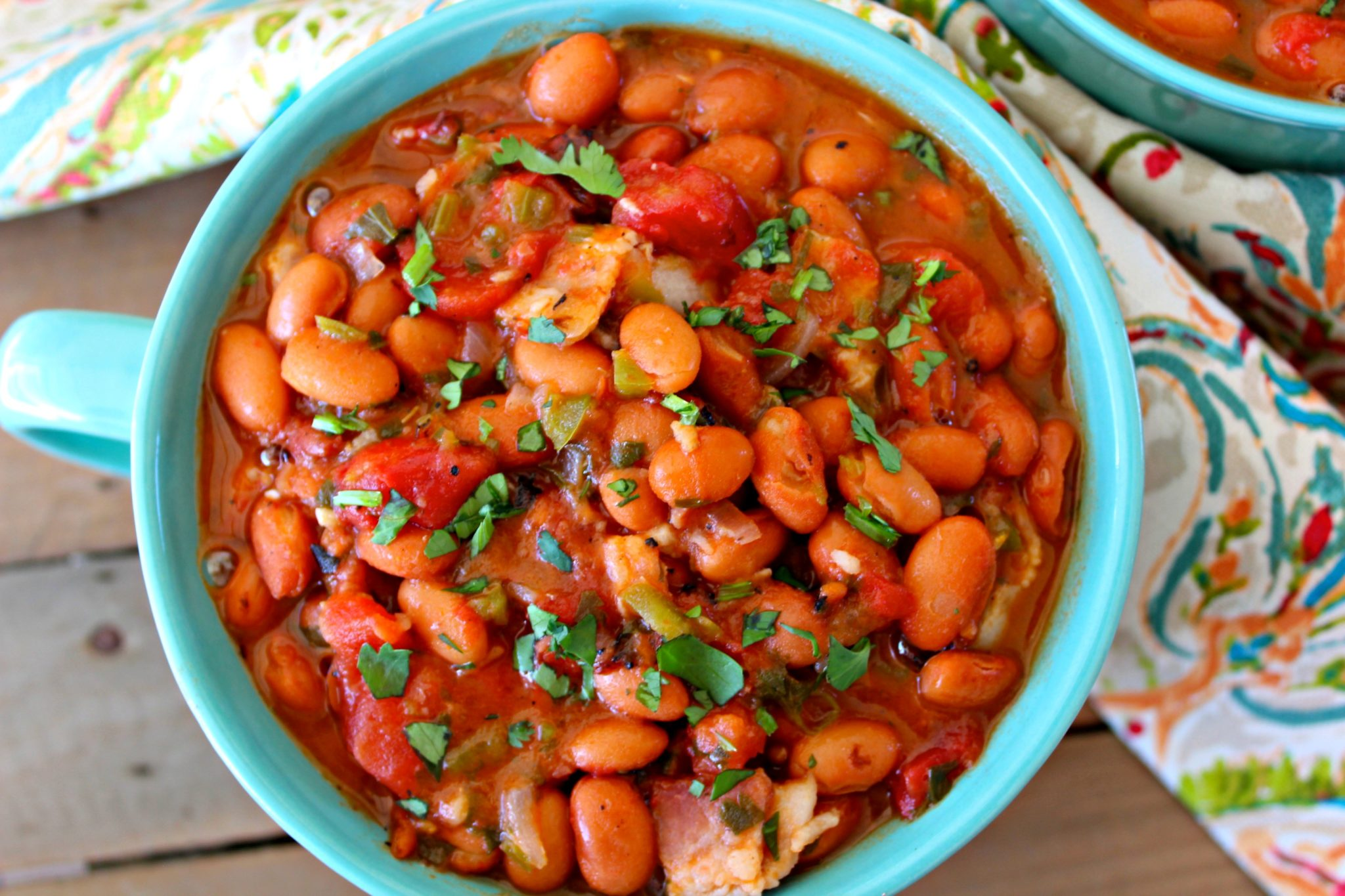 Mexican-Style Pinto Beans Justin Fassio