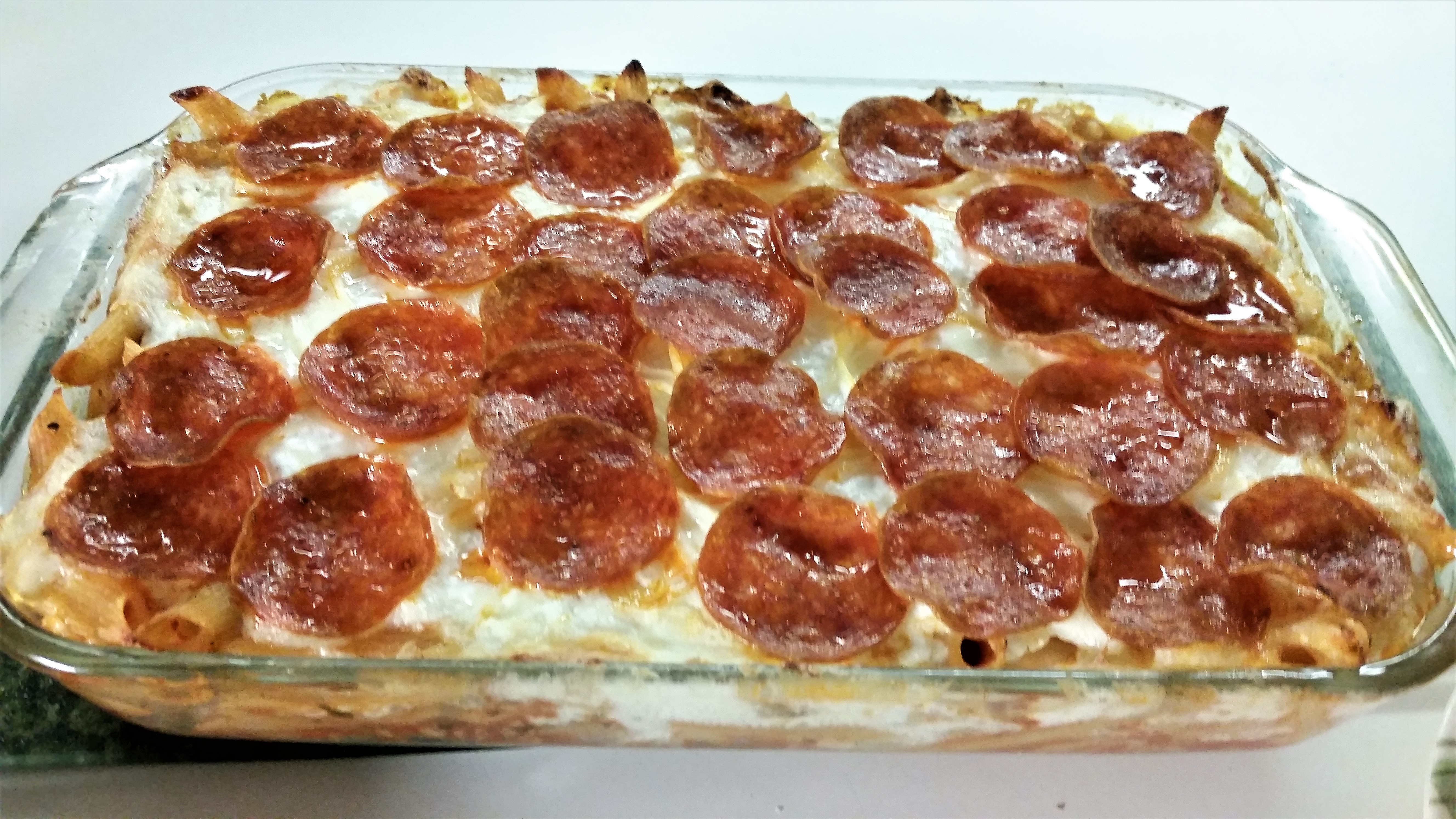 Pepperoni Casserole James
