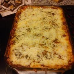 Creamy Chicken Lasagna aolani91