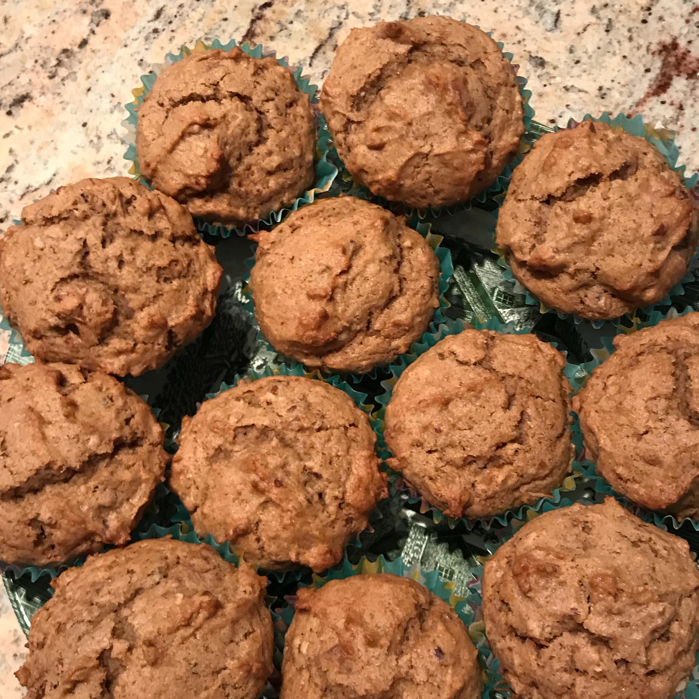 Applesauce Cake III Nancy Deol