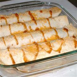 Three Pan Potato Enchiladas Elizabeth S. Reifel-Skeans