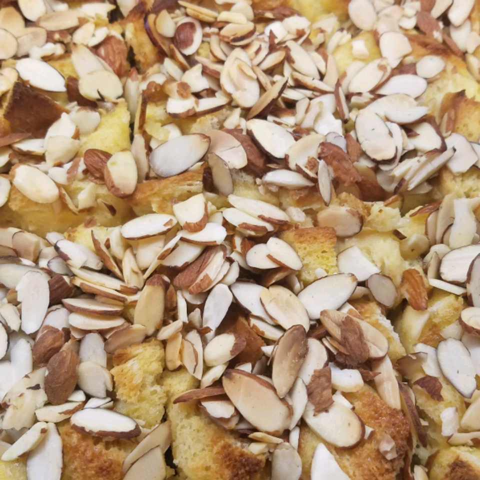Pear and Almond French Toast Casserole vicki936