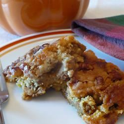 Pumpkin Upside Down Cake SweetBasil