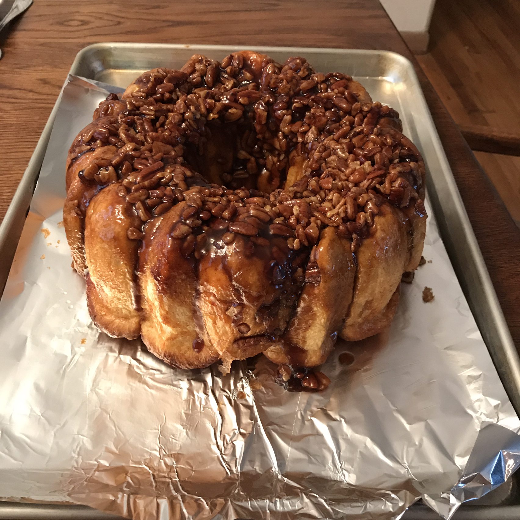 Marcia's Famous Sticky Buns Kailee