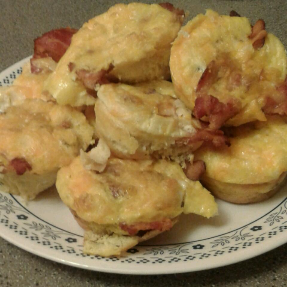 Breakfast Cupcakes Nikki Koons