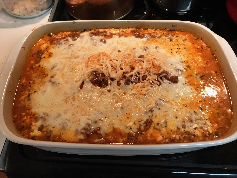 Easy Lasagna I Caroline Kong