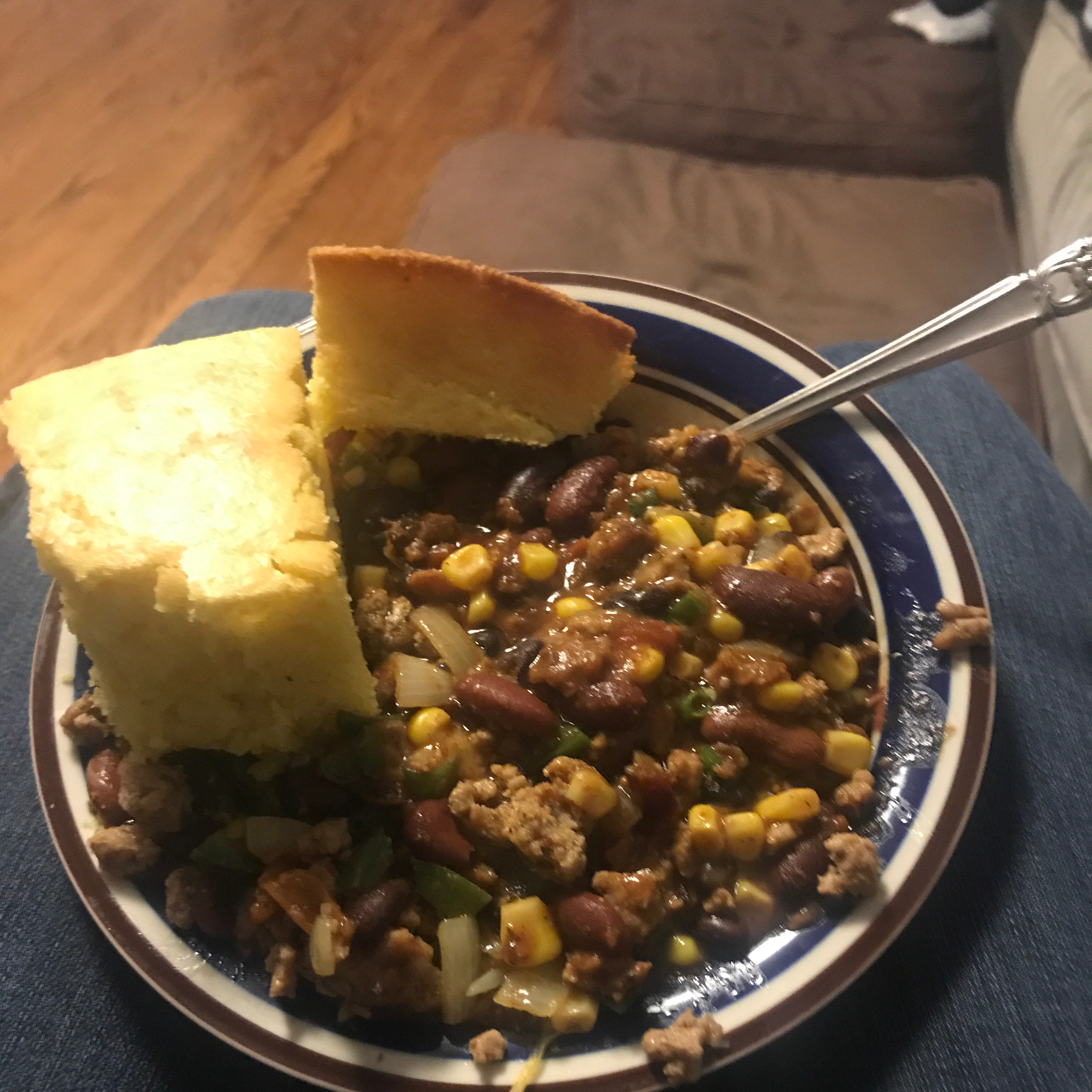 Vegetarian Chili Donovan Clay
