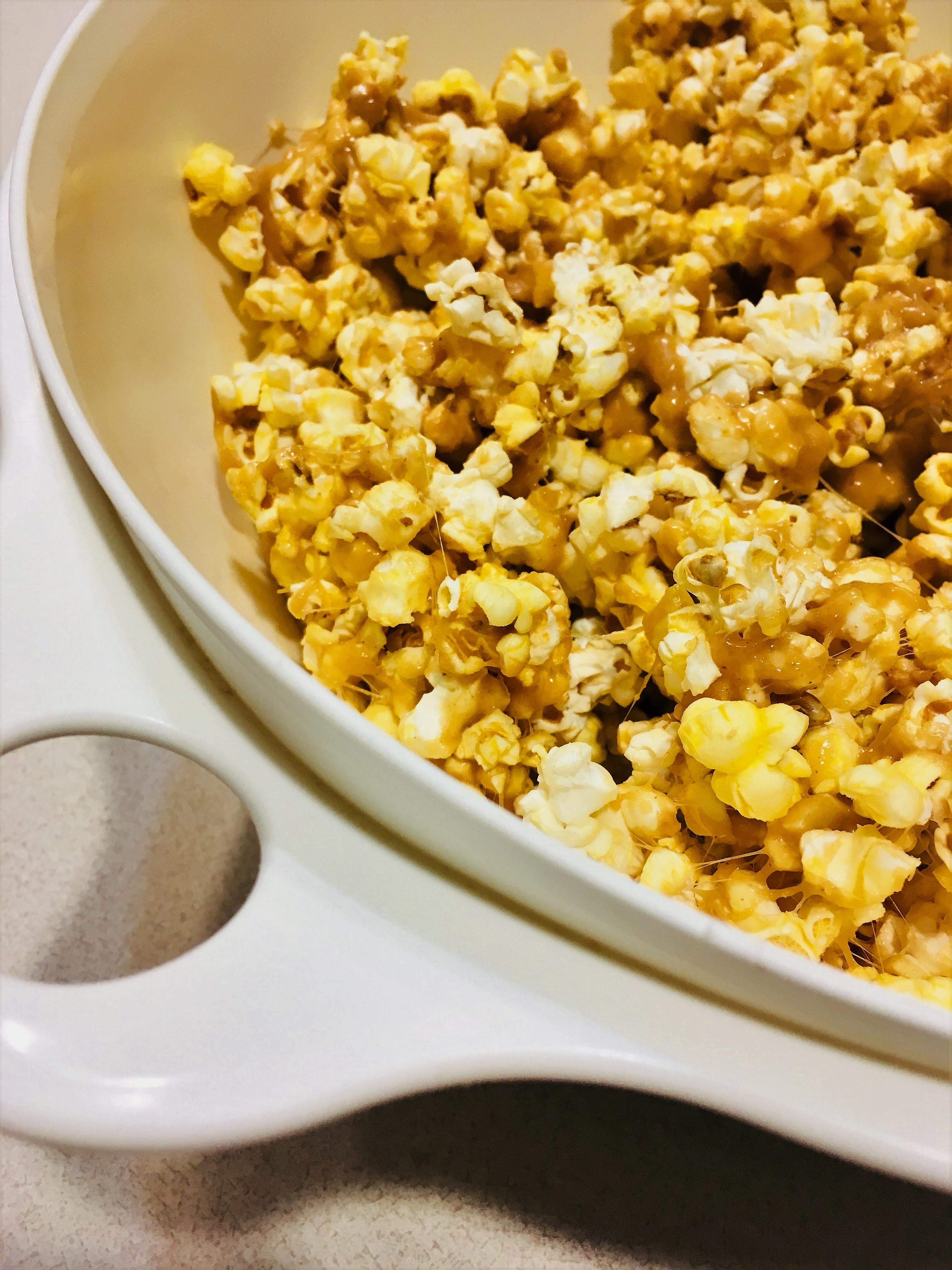 Peanut Butter Popcorn HurdBird