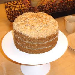Oatmeal Cake I designgirl