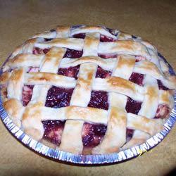 Cranberry Apple Pie II
