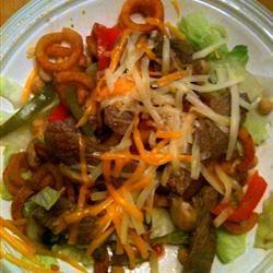 Philly Steak Salad