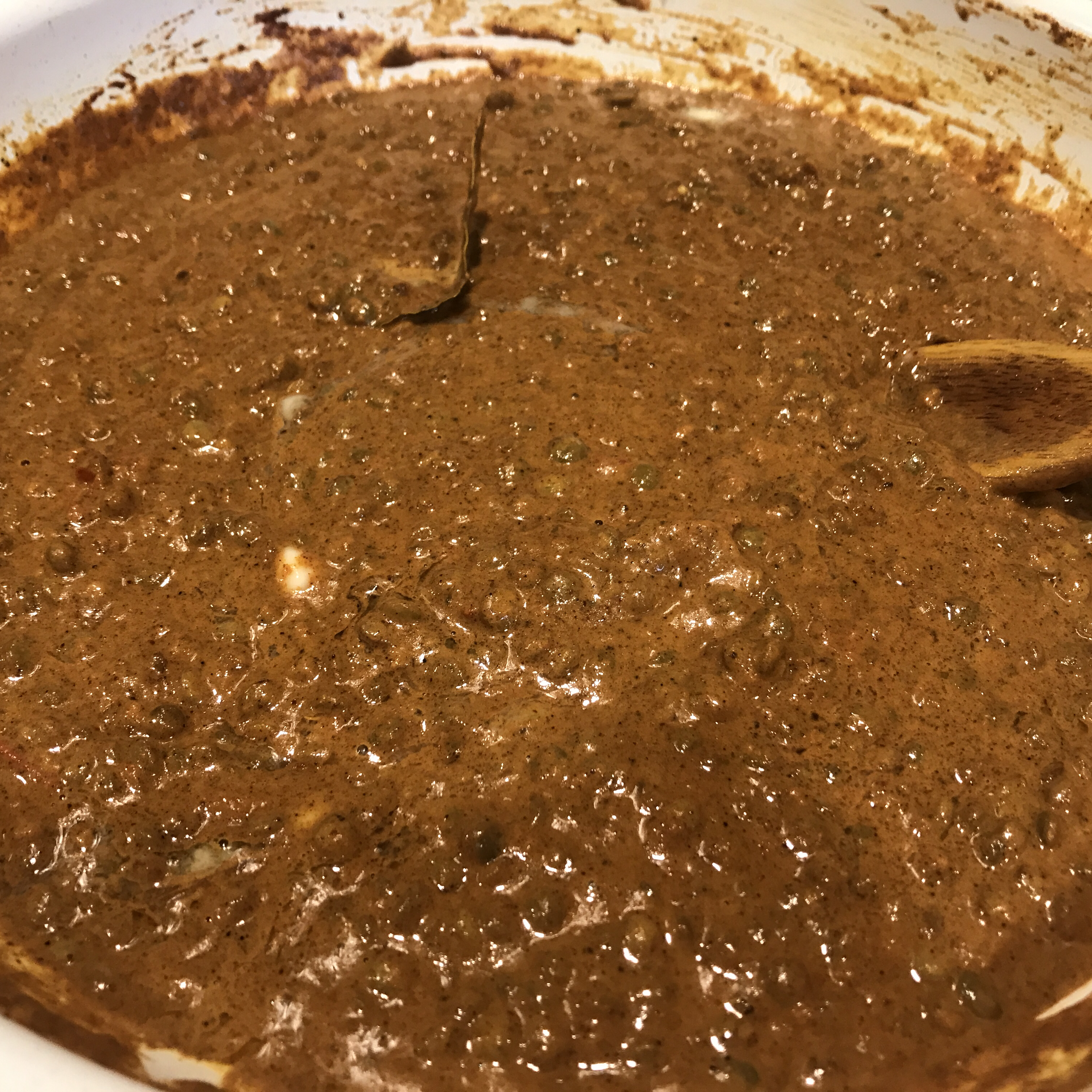Dal Makhani (Butter Lentils) Katrina