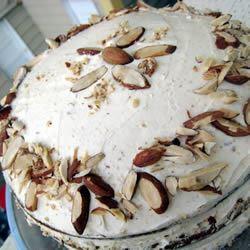 Pumpkin Cake with Cake Mix