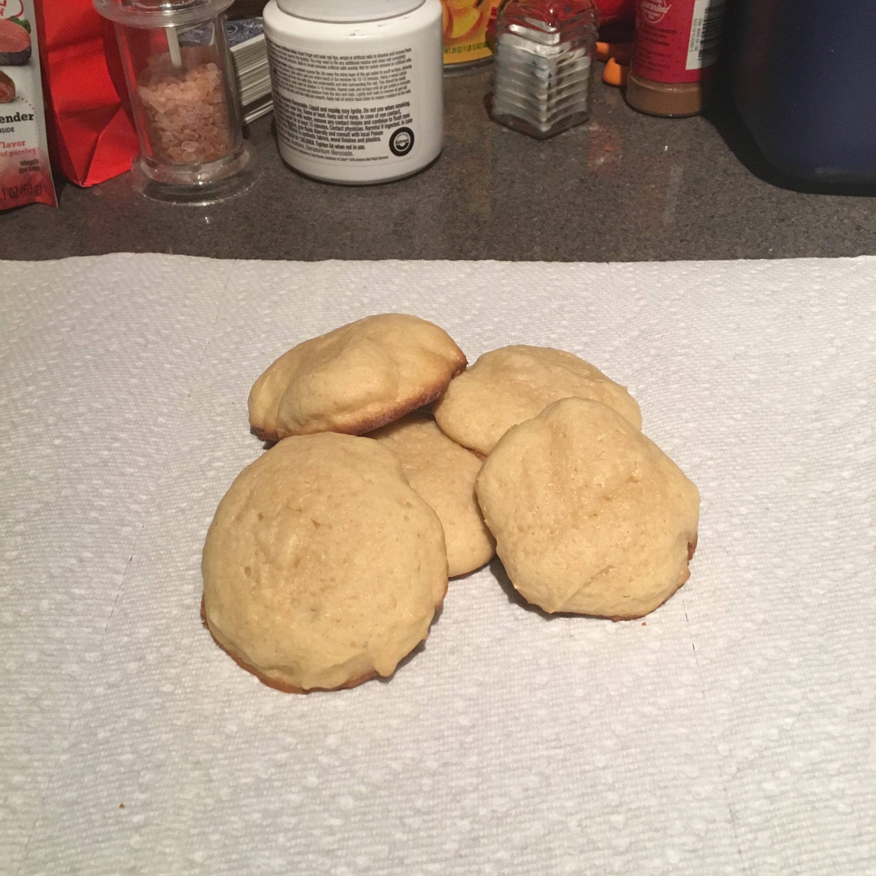 Soft Sugar Cookies III morgan