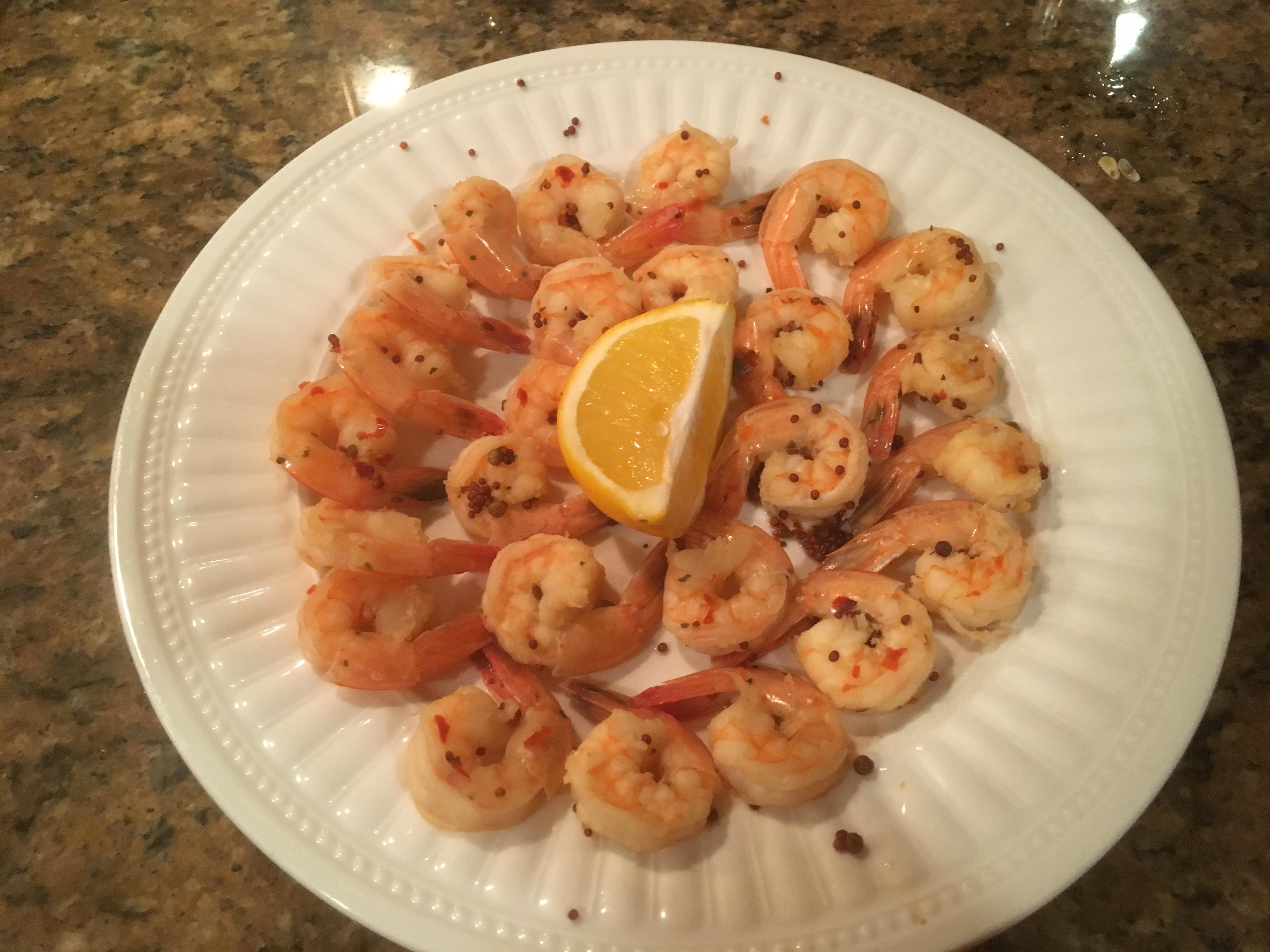 Texas Boiled Beer Shrimp lliampitt