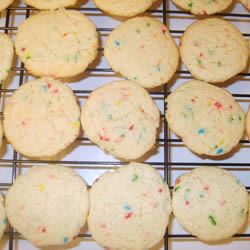Cream Cheese Cookies IV