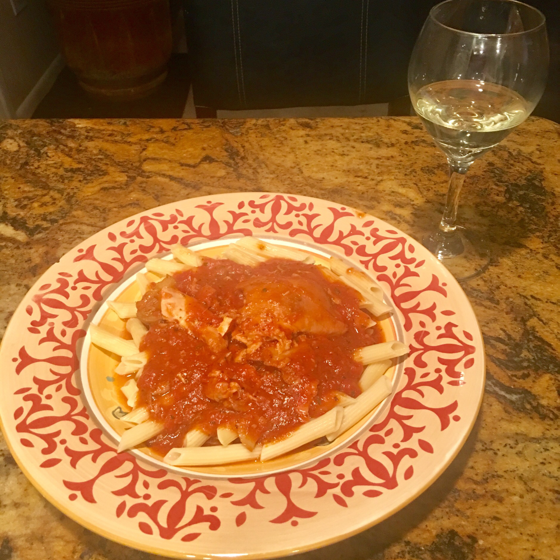 Rustic Italian Chicken Didi Smith