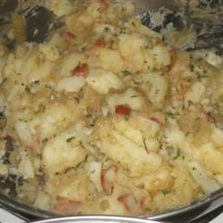 Hot German Potato Salad III