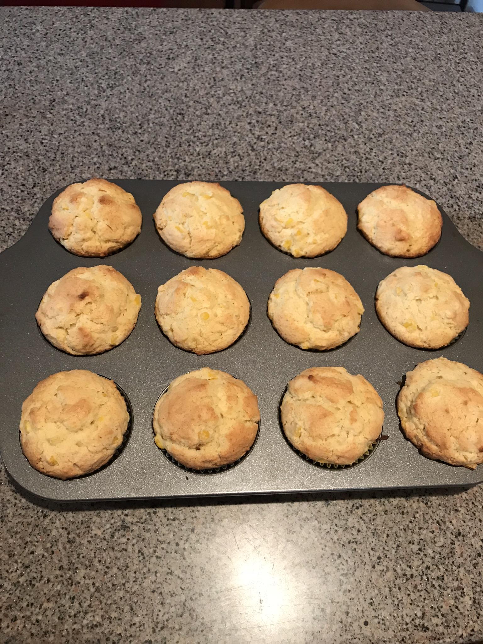Krissy's Best Ever Corn Muffins Evelyn Bravo