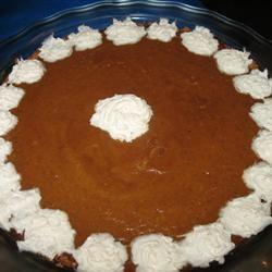 Gingersnap Pumpkin Pie Mich_Mich