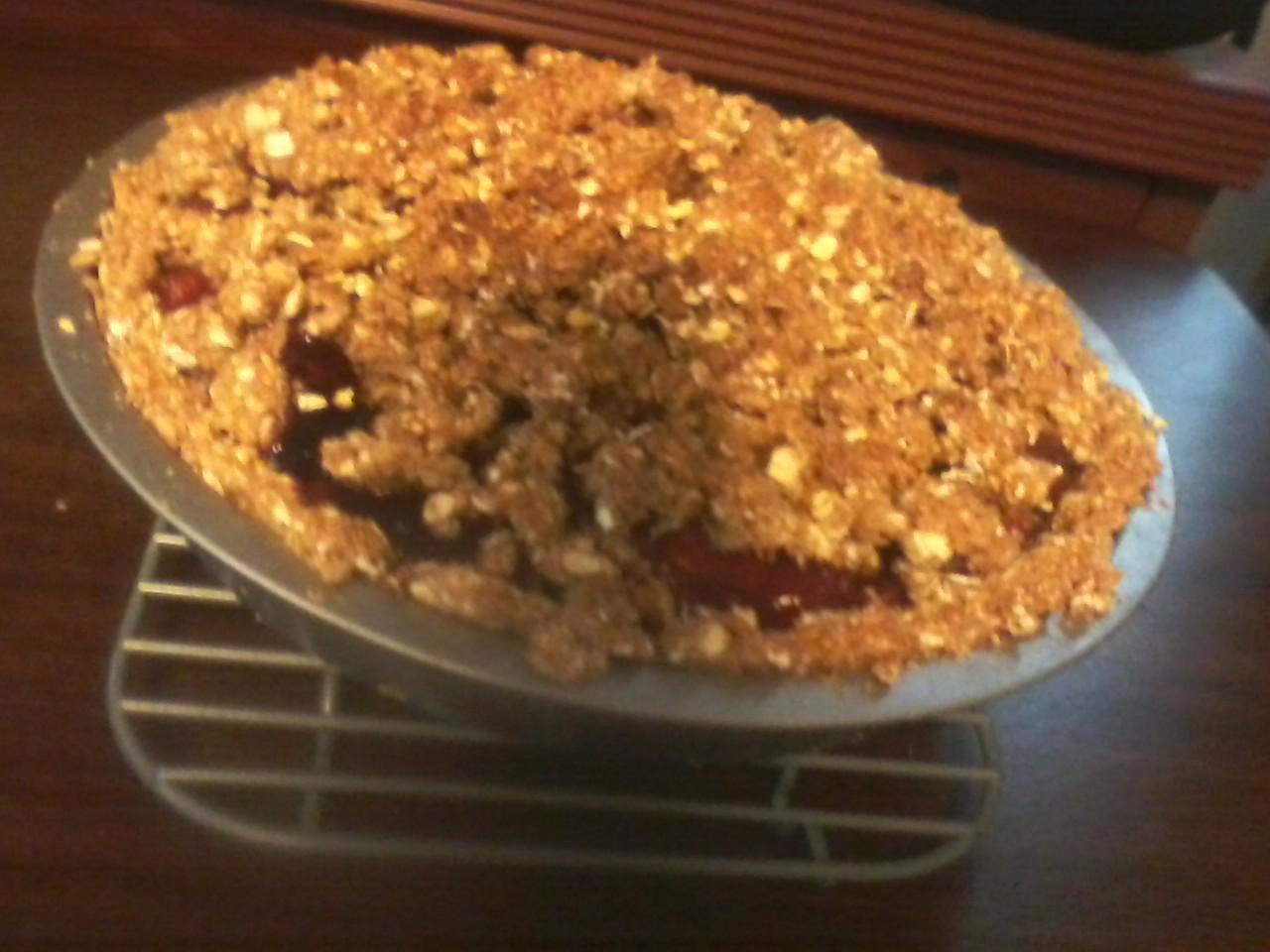 Cherry Crunch Jeni Carson