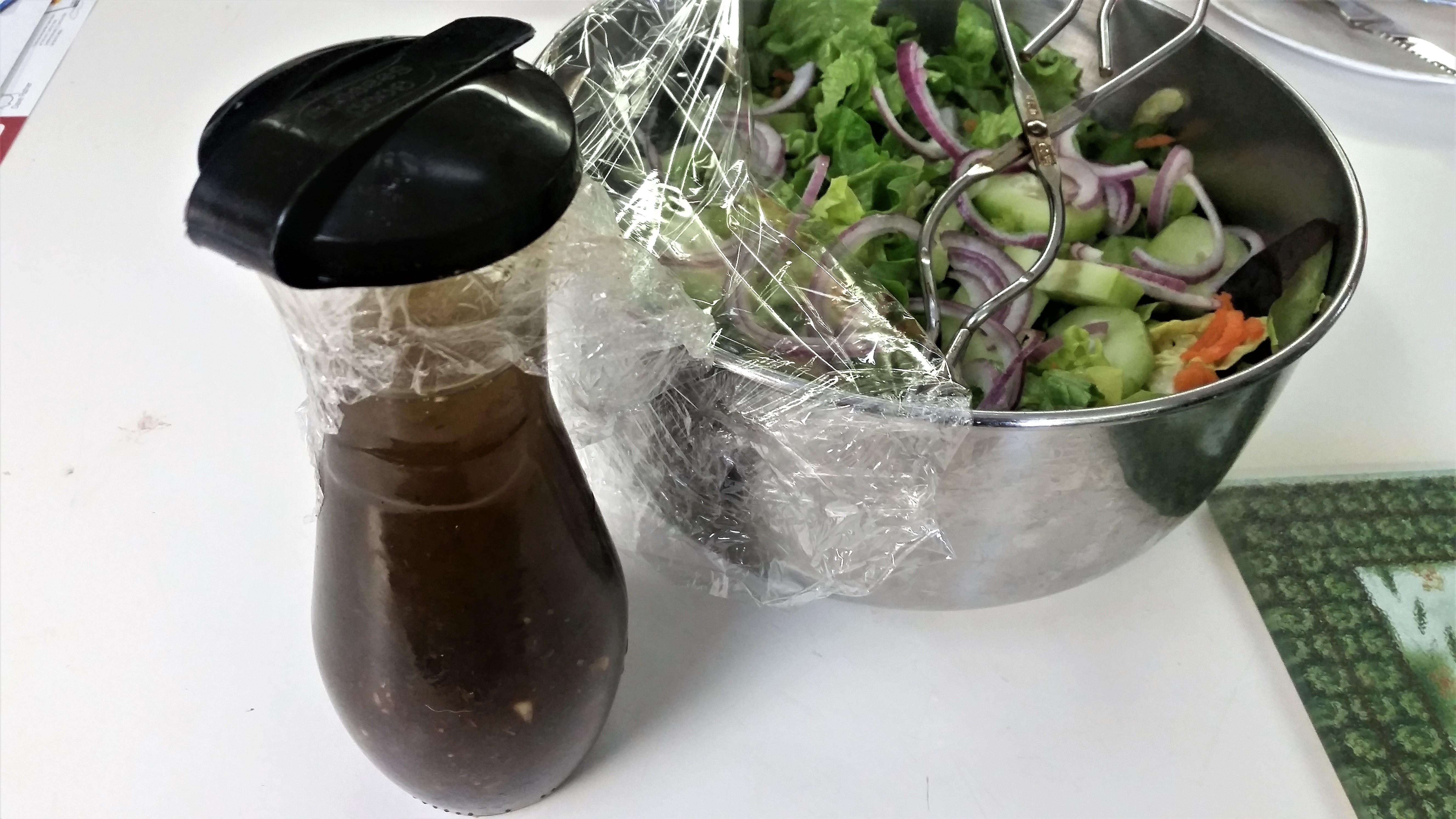 Maple Salad Dressing James