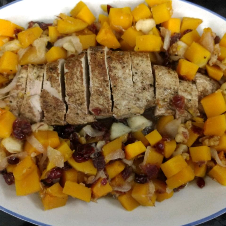 Sweetly Spiced Pork Tracy R.