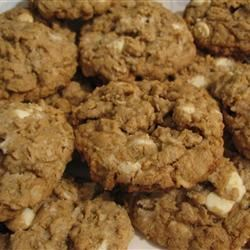 Toasted Oats Cookies Leanna