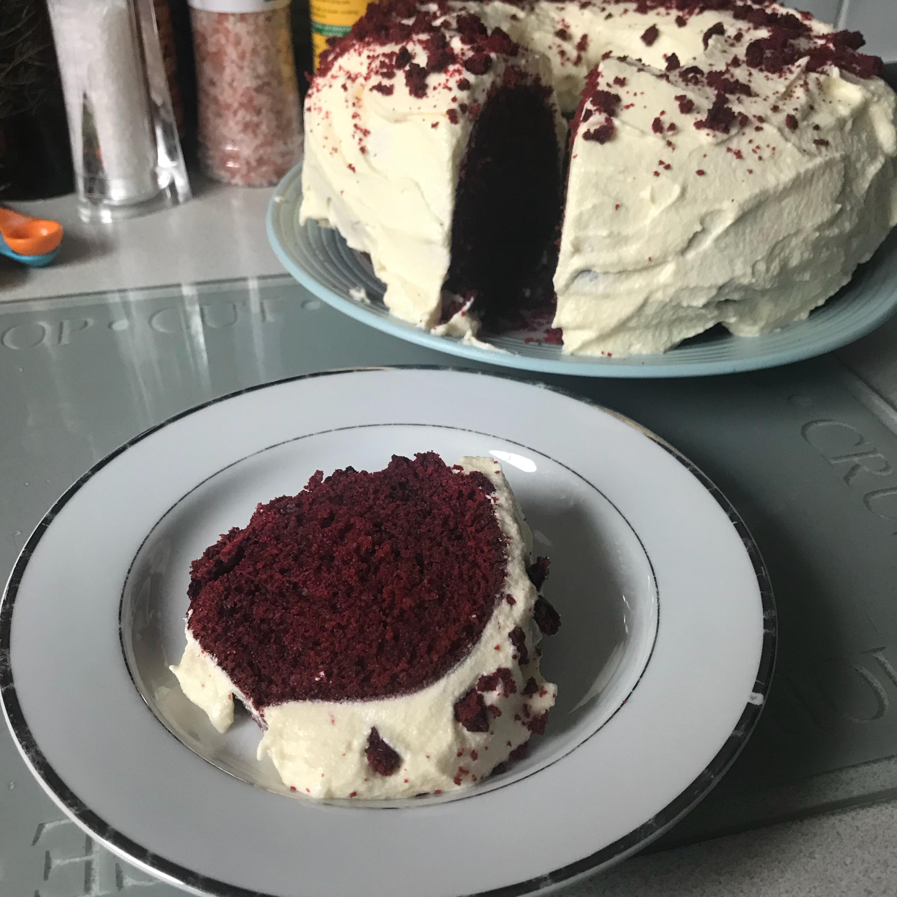 Red Velvet Cake V
