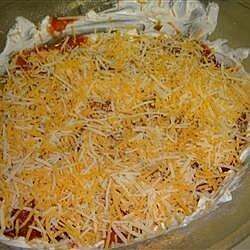 daryls mexican dip recipe