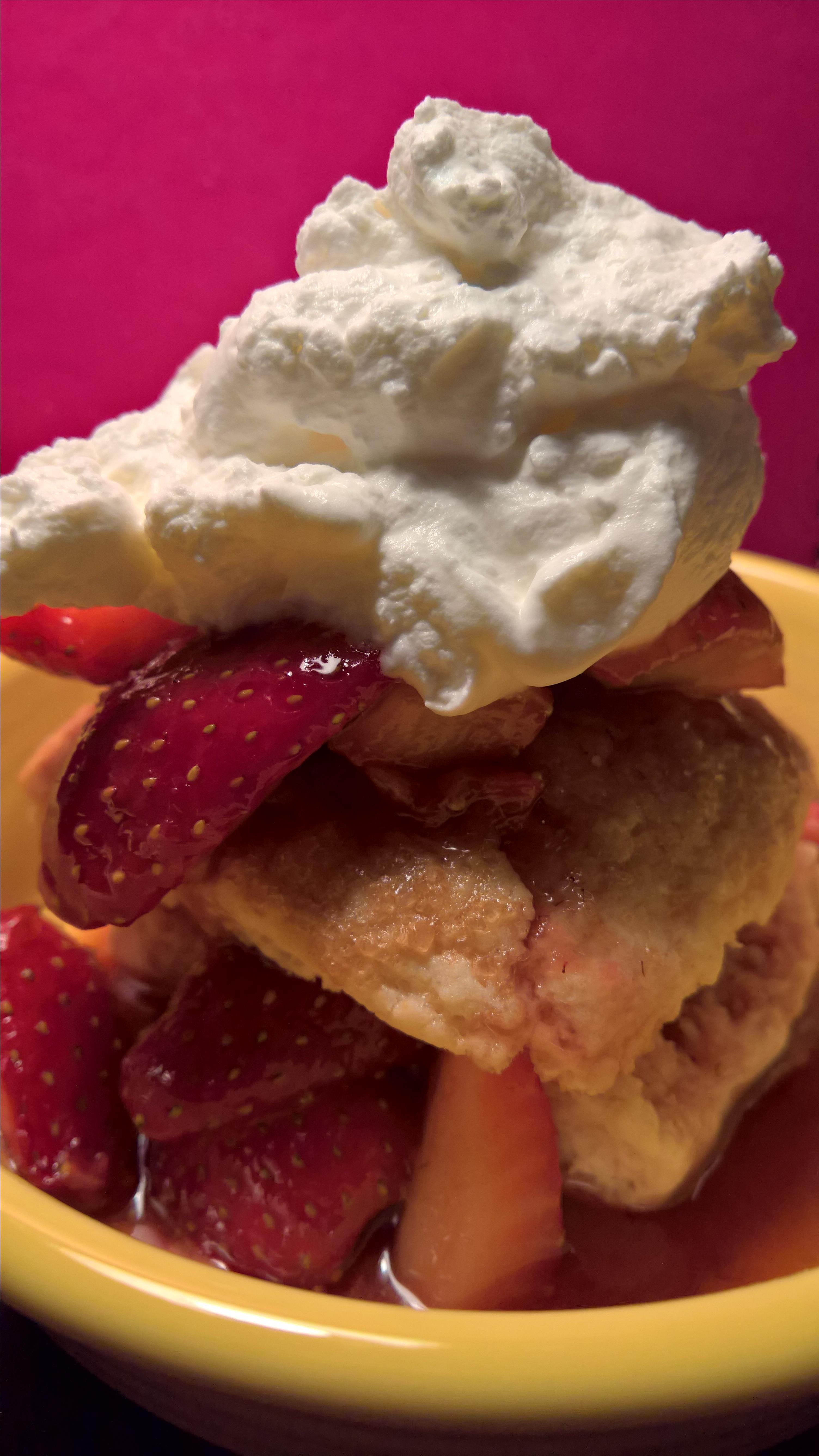 Chef John's Classic Strawberry Shortcake