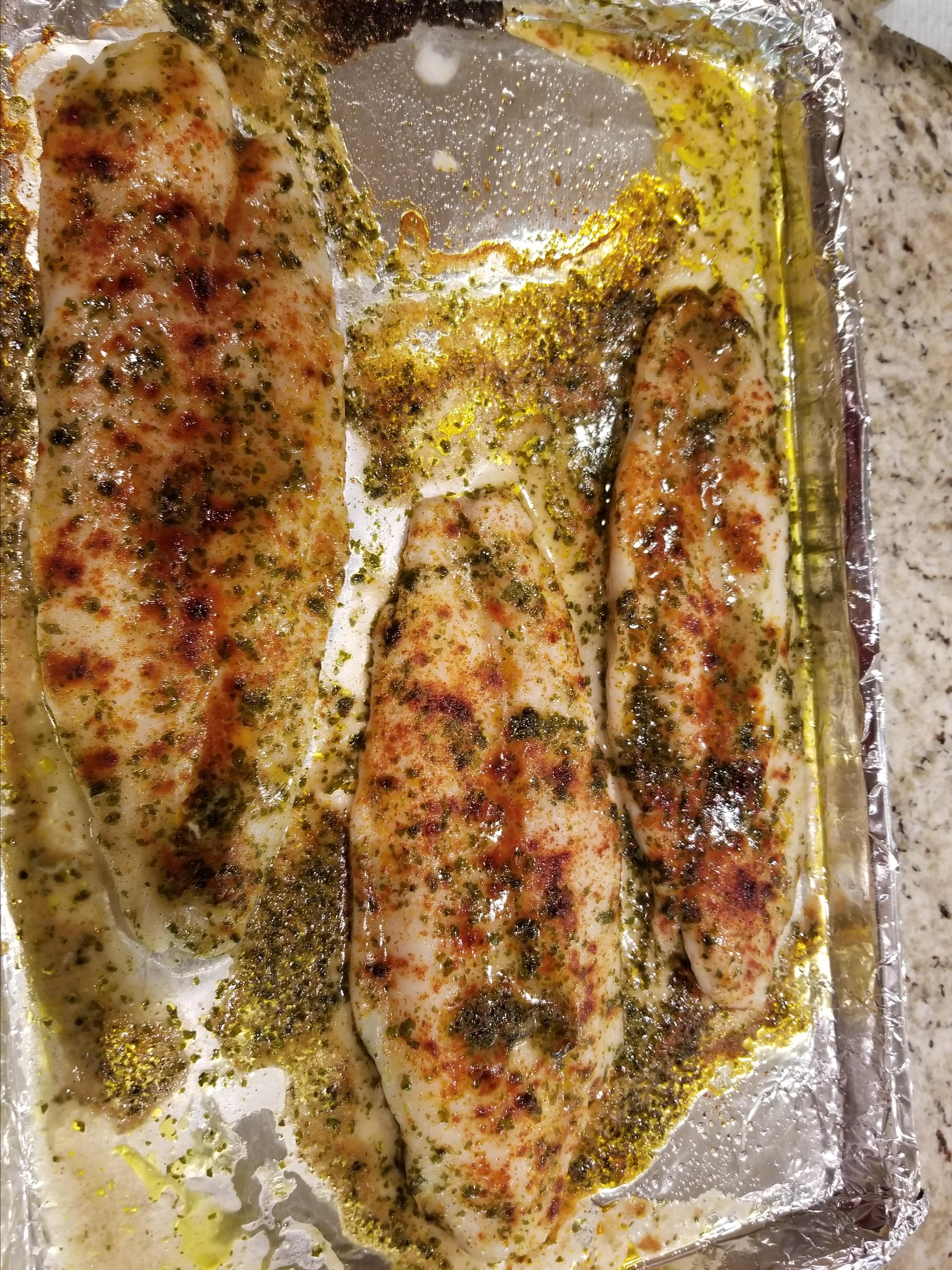Seasoned Swai Fish Fillet Eyzofgrene