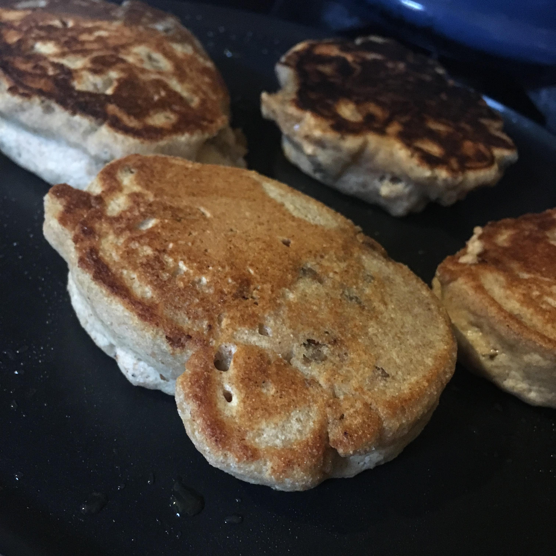 Savory Sausage Pancakes