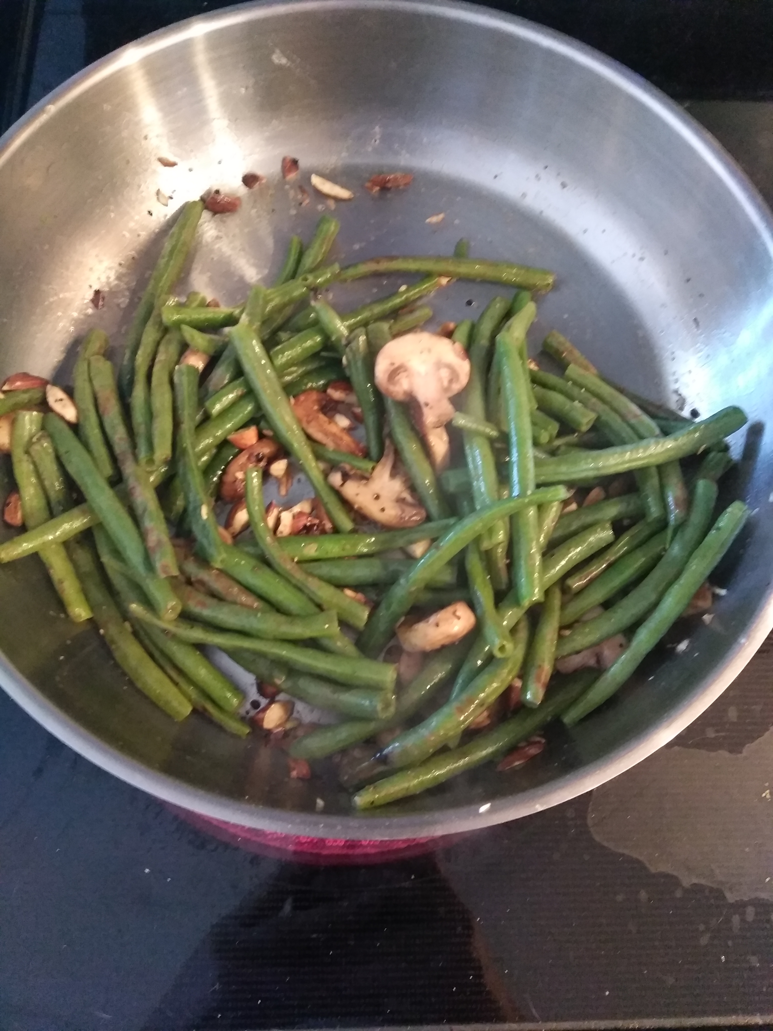 Chic Green Beans Catherine Brookins