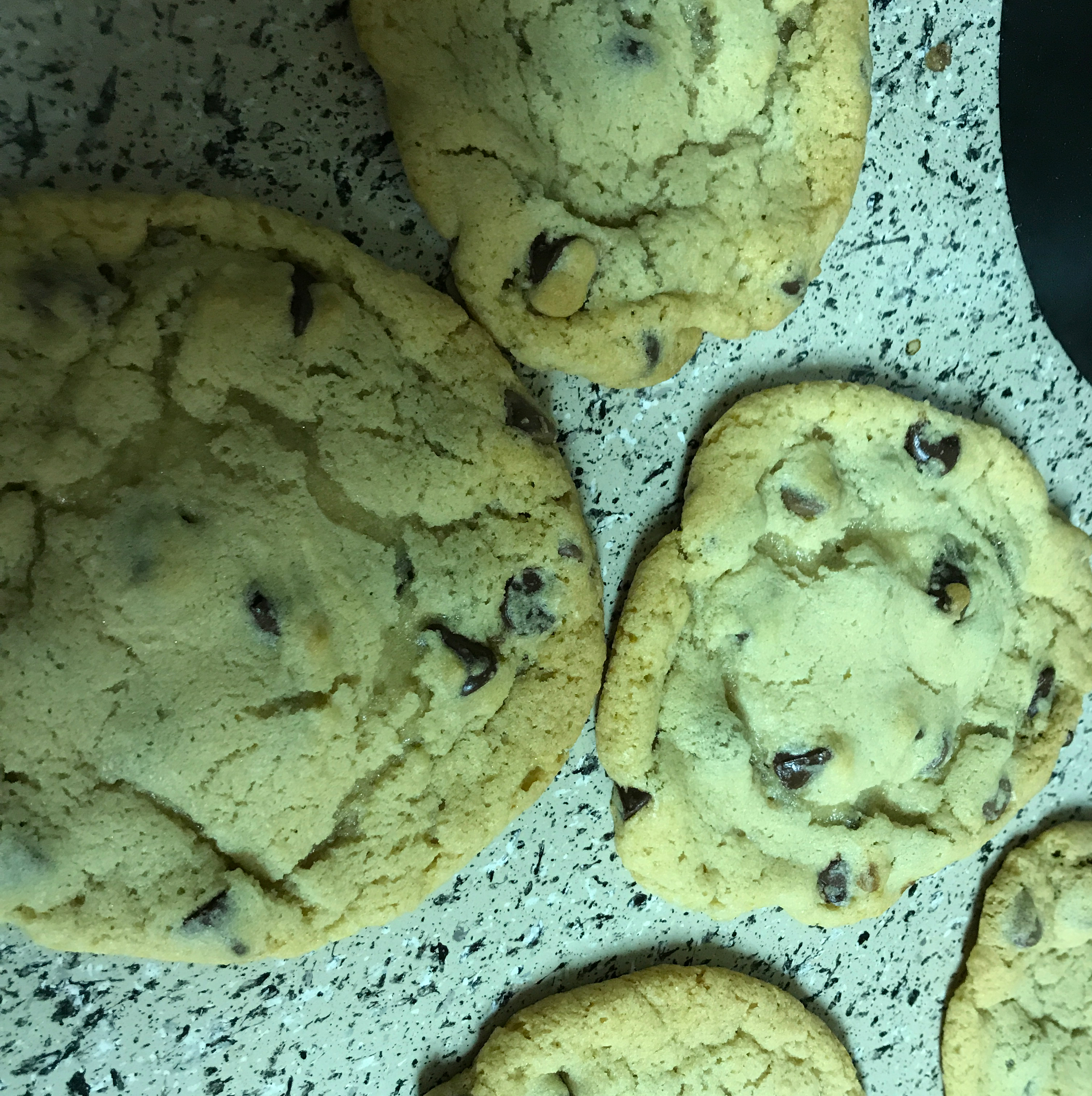 Chocolate Chips Cookies with Tennessee Whiskey Samantha Parrish Adair