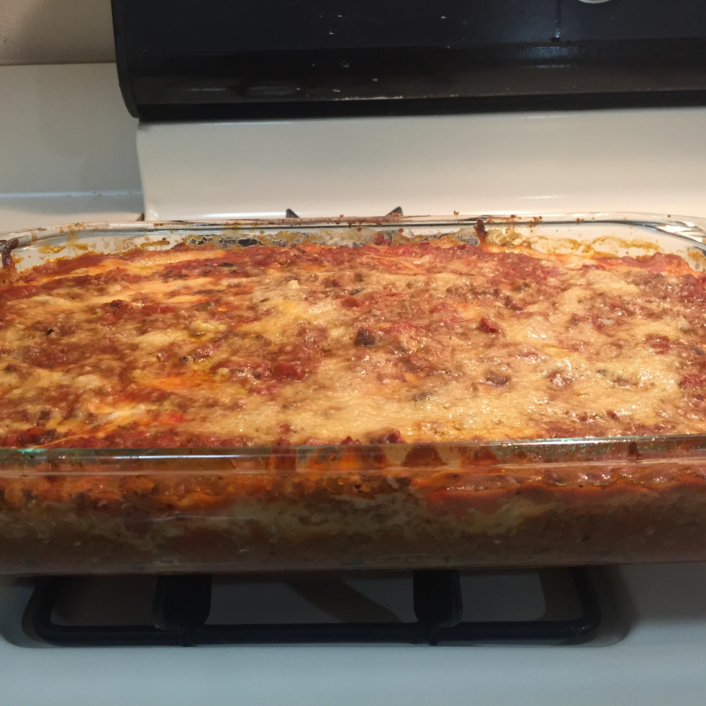 Quinoa Lasagna