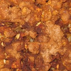 No-Oat Apple Crisp