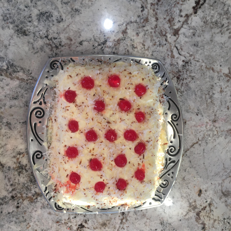 Hawaiian Wedding Cake II